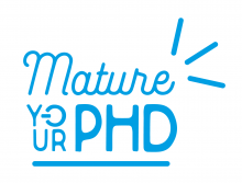 logo Challenge Mature your PhD
