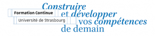 FORMATION CONTINUE DE L'UNIVERSITE DE STRASBOURG